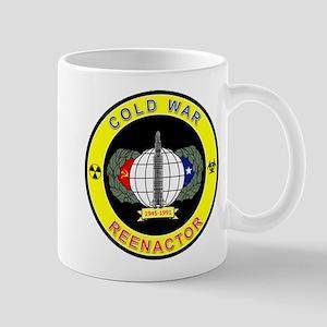 COLD WAR REENACTOR Mug