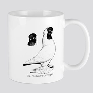 Moorhead Tumbler Pigeon Mug