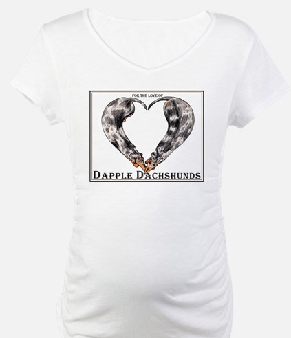 Love of Dapple Dachshunds Shirt