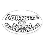 Downsize (Oval)