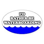 Waterboarding (Oval)