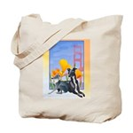 No. CA. Italian Greyhound Club Tote Bag