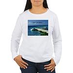 Belize Women's Long Sleeve T-Shirt