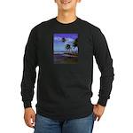 Belize Long Sleeve Dark T-Shirt