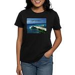 Belize Women's Dark T-Shirt