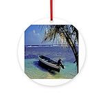 Belize Ornament (Round)