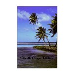 Belize Mini Poster Print