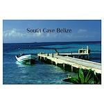 Belize Large Poster