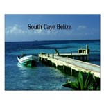 Belize Small Poster