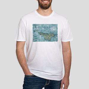 St. George Island, Alaska Fitted T-Shirt