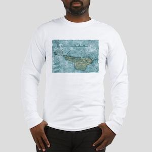 St. George Island, Alaska Long Sleeve T-Shirt