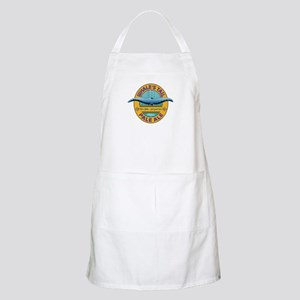 Whale's Tail Brew Apron