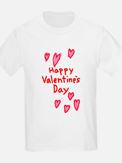 Valentines Hearts T-Shirt