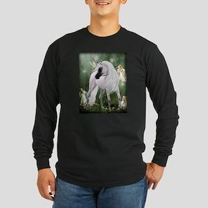 Fairy Tails Long Sleeve Dark T-Shirt