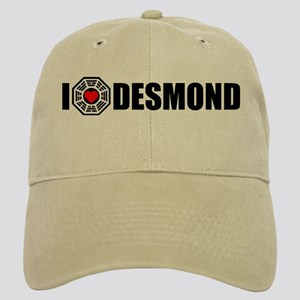 I Love Desmond - Dharma Cap