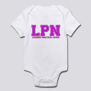 LPNpink Infant Bodysuit