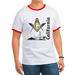 California Freemasons Ringer T