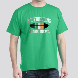 Irish Bodybuilding Dark T-Shirt