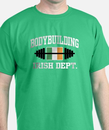Irish Bodybuilding T-Shirt