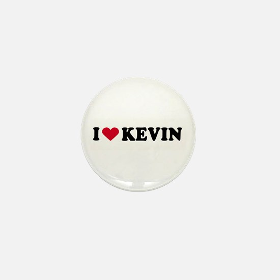 I LOVE BOYS ~ Mini Button