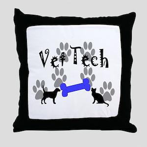 Veterinary Throw Pillow