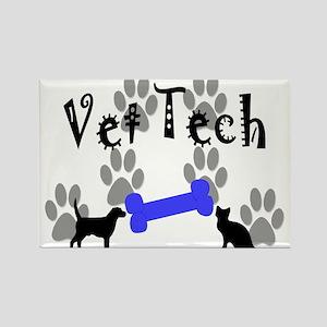 Veterinary Rectangle Magnet