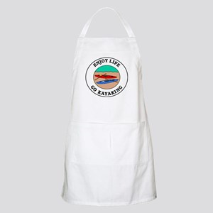 Enjoy Life Go Kayaking Apron