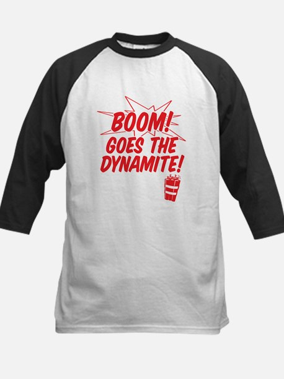 Boom Goes the Dynamite Kids Baseball Jersey