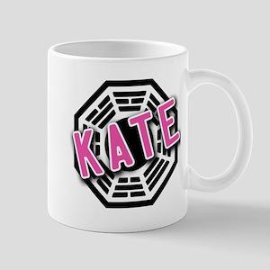 KATE Dharma Logo from LOST Mug