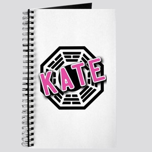 KATE Dharma Logo from LOST Journal