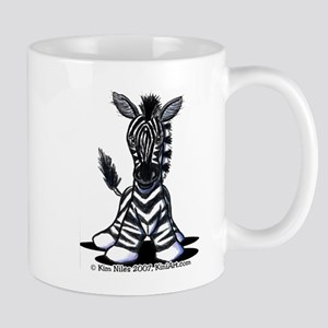 KiniArt Zebra Mug