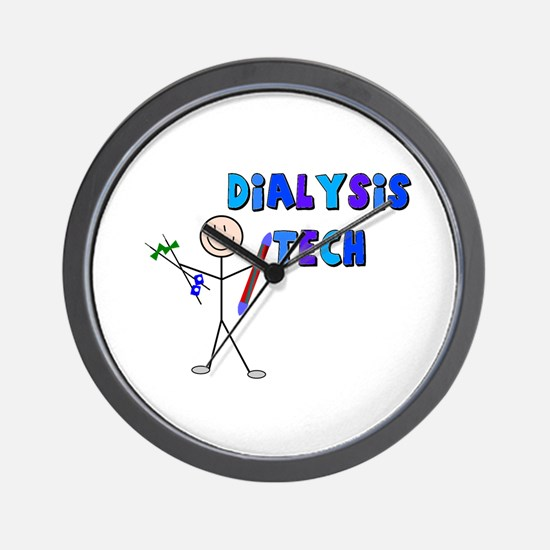 Renal Nephrology Nurse Wall Clock