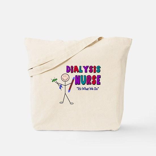 Renal Nephrology Nurse Tote Bag