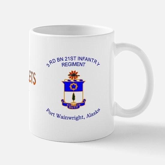 3rd bn 21st inf Mug
