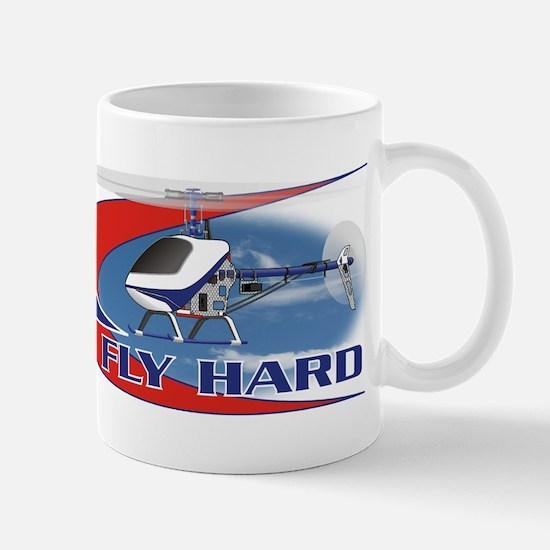 RC Fly Hard Mug