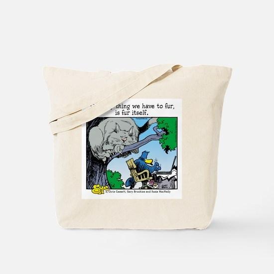 Fur Itself Tote Bag