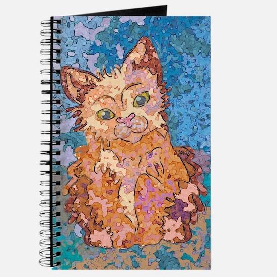 Whiskers the Kitten Journal