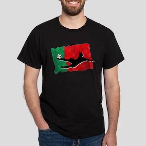 Portugal soccer Dark T-Shirt