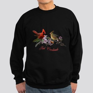 Cardinal pair Sweatshirt (dark)