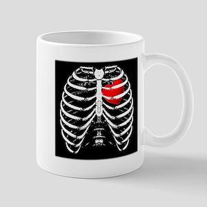 Valentine Rib Mug