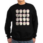 Cupcakes Sweatshirt (dark)