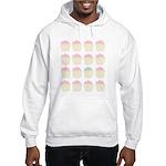 Cupcakes Hooded Sweatshirt