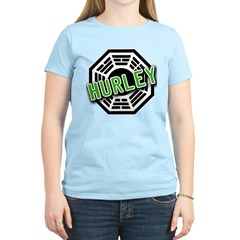 HURLEY Dharma Logo from LOST Women's Light T-Shirt