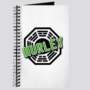 HURLEY Dharma Logo from LOST Journal