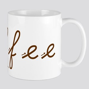 Teacher's Coffee-2 Mug