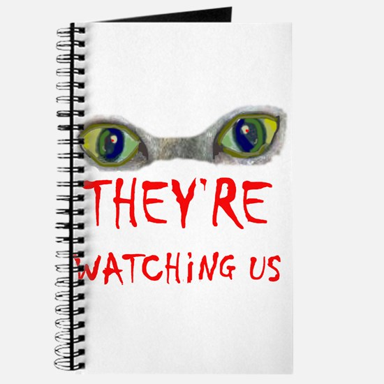THEY SEE YOU! - Journal
