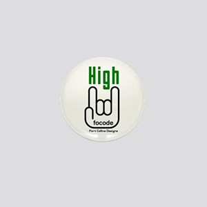 FoCoDe-High? Mini Button