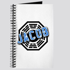 JACOB Dharma Logo from LOST Journal