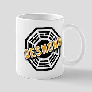 Jacob Dharma Logo from LOST Mug