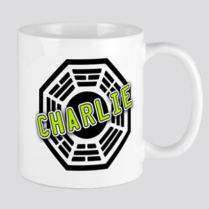 Charlie Dharma Logo from LOST Mug